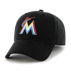 366280a9ce477 Miami Marlins Basic MVP Home 47 Brand KID Hat. New York MetsCaps HatsMlb ...
