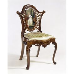 Chair | Eyles, Henry | 1851
