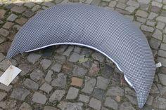 Stillkissen, kleine Version  (Obermaterial: 100% BW Ökotex Standard 100, und Innen: Füllwatte Polypropylen, antiallergen / waschbar bei 40 Grad)