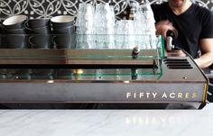 Fifty Acres, Richmond Melbourne Cafe, Background Images, Acre, Kitchen Appliances, Bridge, Brunch, Diy Kitchen Appliances, Picture Backdrops, Home Appliances