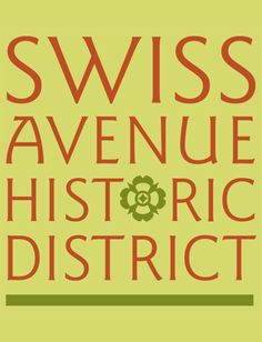 Swiss Avenue Historic District