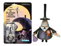 Lindsey's Toy Room - The Nightmare Before Christmas The Mayor 3.75 Inch ReAction Figure, $9.99 (http://www.lindseystoyroom.com/the-nightmare-before-christmas-the-mayor-3-75-inch-reaction-figure/)