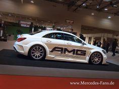 Mercedes CLA 45 AMG Black Series in Planung?: Ist der Mercedes CLA 45 AMG Racing Series die Steilvorlage für einen CLA 45 AMG Black Series? - Fotostrecke - Mercedes-Fans - Das Magazin für Mercedes-Benz-Enthusiasten