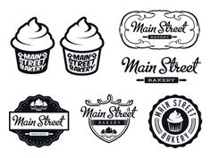 Bakery Logo Options