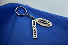 Land Rover Discovery Keyring Keychain