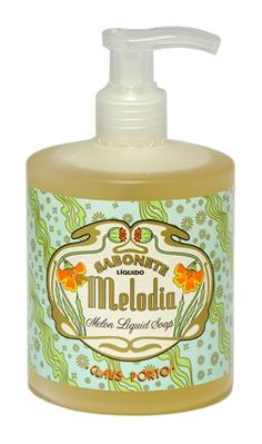 Melodia soap from Claus Porto.  #bathroom