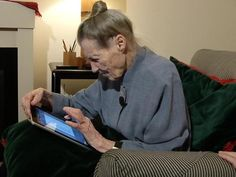 Using a Smartphone - a 3-year-old versus an 81-year-old