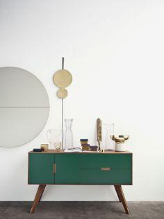 Modern Buffet Ideas For Luxury Home Furniture Plywood Furniture, Painted Furniture, Furniture Design, Furniture Repair, Antique Furniture, Furniture Inspiration, Interior Inspiration, Design Inspiration, Diy Ikea Hacks