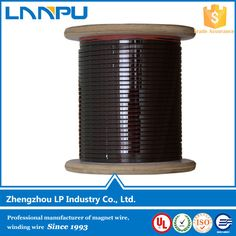 Here,we can know more about enameled wire,magnet wire,winding wire,ECCA,paper covered wire,and so on.