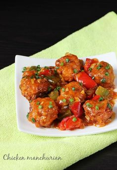 chicken manchurian recipe swasthis recipes
