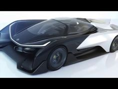 The Motorist | Lang wurde gerätselt - jetzt ist es offiziell: Faraday Future enthüllt spektakulären 1000 PS Elektro-Supersportler