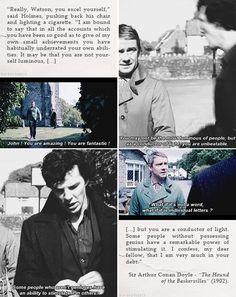 Sherlock cannon reference :)