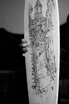 longboard © photography Annavdleer