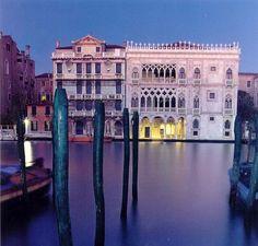 Ca d'Oro, Venice, Italy