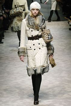 Burberry Prorsum - Fall 2006 Ready-to-Wear - Look 2 of 69
