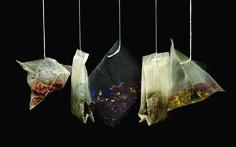 Different Types of Tea.