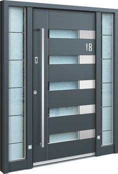 These modern doors also have sophisticated entry restriction systems based on your choice. In case you need entry that is based on a biometric pattern, you will Be provided with the required platform.