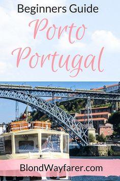 Porto Portugal   Travel Tips   Europe   Wanderlust   Solo Female Travel   Travel Inspiration   Vacation Ideas