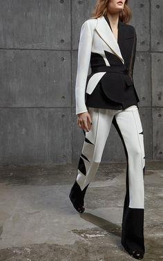 Antonio Berardi Pre Fall 2016 Look 13 on Moda Operandi