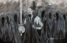 Ringwraiths+by+Chris+Oz+Fulton.jpg (400×259)