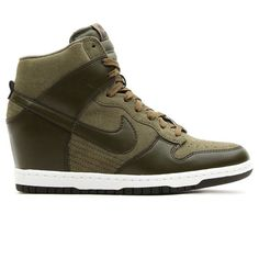 Comfy Shoes, Nike Dunks, High Tops, High Top Sneakers, Sky, Fashion, Heaven, Moda, Comfortable Shoes