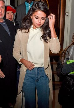 Selena Gomez out in NYC, January 21st