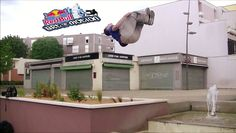 Red Bull Art of Motion 2015 Online Qualifier : Alexandre Jacquet
