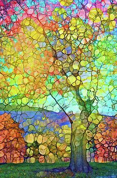 The Contagious Laughter of Trees by Tara Turner