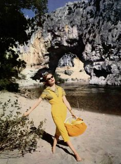 1950s Beach wear