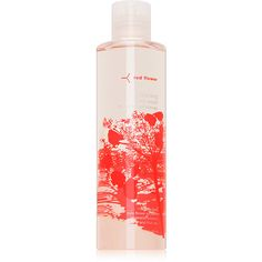 Red Flower Red Flower Cleansing Hair Wash - Italian Blood Orange featuring polyvore, beauty products, haircare, hair shampoo, hair, red hair shampoo and red hair care
