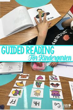 Guided Reading SIX leveled readers, printable books, lesson plans, word work and more! This resource includes everything you need to conduct small guided reading groups with your Level A readers.  This includes: *SIX level A readers {3 fiction and 3 nonfiction} Each book has a color and black/white version *Lesson plans for each book *Running Record for each book *Work work for each book *Mixed up sentence for each book *Also includes organizational tips