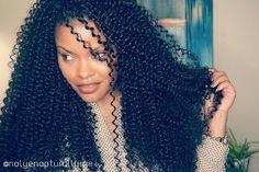 Crochet Braids. http://Www.YouTube.com/nolyenapturallyme