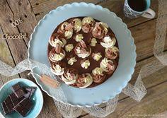 Chocolate Cheesecake, 100% chocolat, 100% plaisir