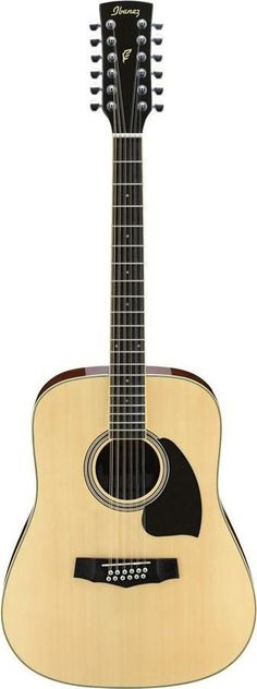 With PF Performance guitars, you get professional features, quality, and great sound at extremely inexpensive prices backed by the Ibanez name and quality. Features - Dreadnought body - Spruce top - M