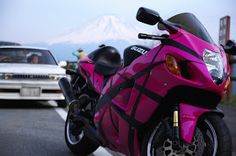 Speed in pink