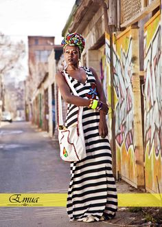 Emua Fashions launches the Afro Urban Collection SS12