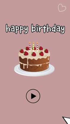 Happy Birthday Wallpaper, Happy Birthday Video, Cute Pastel Wallpaper, Aesthetic Songs, Reminder Quotes, Video Editing, Music Quotes, Overlays, Random