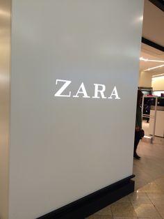 Zara shopping today x