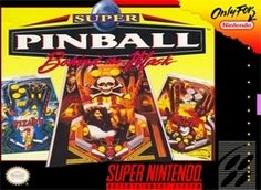 Complete Super Pinball - SNES Game