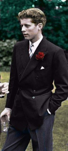 Young JFK