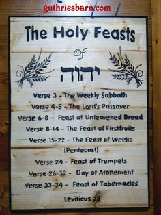 Yahweh's Feasts. (Not Jewish Feasts, they were established way before Jews came about - meaning before the tribes were separated or scattered) Bible Study Notebook, Scripture Study, Bible Teachings, Bible Scriptures, Feasts Of The Lord, Feast Of Tabernacles, Black Hebrew Israelites, Messianic Judaism, Learn Hebrew