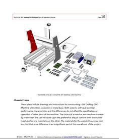 Sample Page 16 | MyDIYCNC :: Desktop CNC Machines