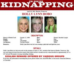 Holly Bobo Please help us find her!