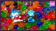 ОРБИЗ разноцветные шарики с СЮРПРИЗАМИ Orbeez colored balls with SURPRISES