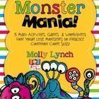 Monster Mania Math!
