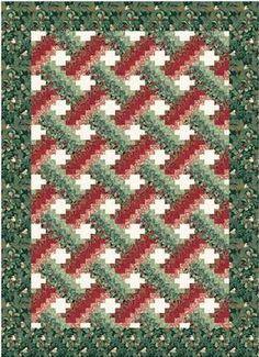 Weaver Fever Quilt Pattern Download