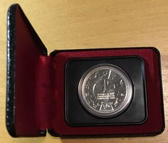 Item specifics     Grade:   Specimen   Country/Region of Manufacture:   Canada     Circulated/Uncirculated:   Uncirculated      Canada 1978 Silver Dollar, KM-121, Specimen, XI Commonwealth Games (Box5) ...