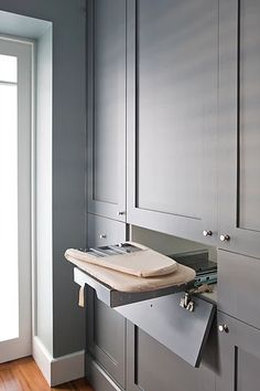 Bathroom Design Grey Laundry Rooms 35 New Ideas Laundry Mud Room, Custom Bathroom, Kitchen Design Companies, Trendy Bathroom Designs, Grey Laundry Rooms, Home Decor, Bathroom Design Small, Bathroom Design, Kitchen Design