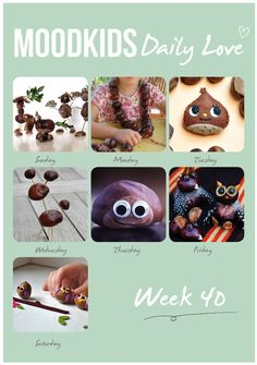 zelfmakers met kastanjes Yoga For Kids, Diy For Kids, Fall Art Projects, Autumn Art, What To Make, Nature Crafts, Fall Diy, Art Classroom, Creative Kids