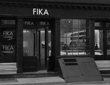 Fika - coffee with authentic Swedish pastries, chocolate, and seasonal specials.